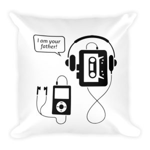 """I am Your Father…"" Pillow"