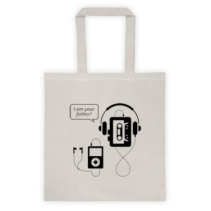 """I Am Your Father"" Tote bag"