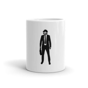 Fighter Pilot Fashion Suite Mug