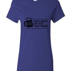 Funny Shakesbeer Women's T-shirt